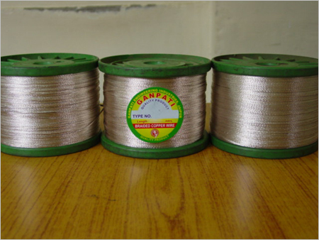 Braided CRT Wire