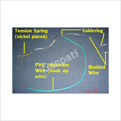 CRT Earthing Wire
