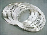 Stranded Silver Wire