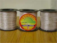 Tinsel Braided Lead Wire