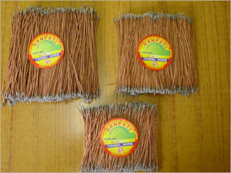 Tinsel Copper Lead Wire