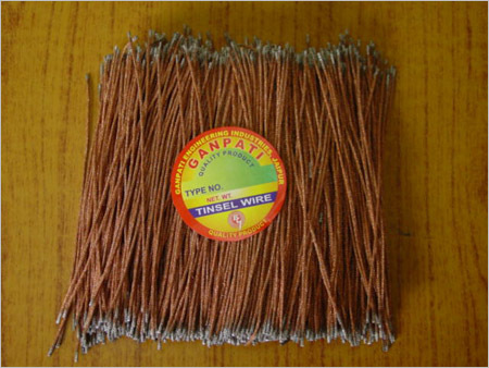 Tinsel Lead Wire