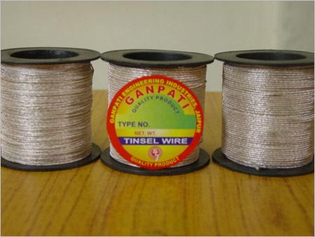 Tinsel Silver Lead Wire