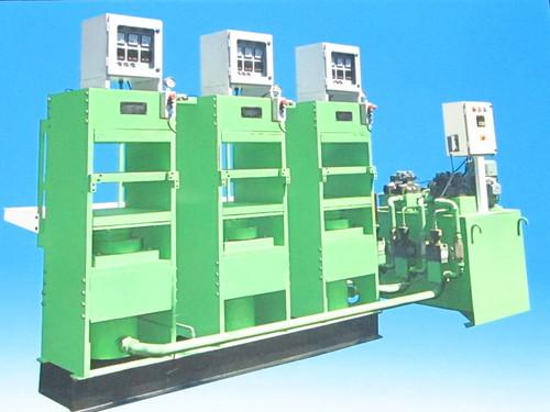 Hydraulic Sole Press Machine
