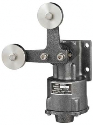 Large Size Heavy Duty Limit Switch - Fork Roller Lever