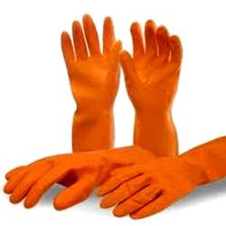 Acid / Alkali Rubber Gloves
