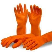 Acid / Alkali Rubber Gloves