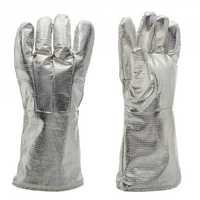 Fire Proof Aluminized Gloves