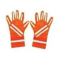 Reflective Traffic Gloves