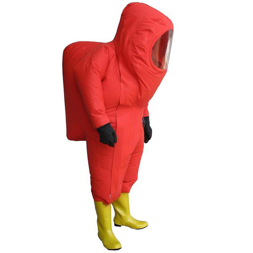 Chemical Pressure Suit