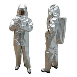 Aluminised Fire Suits