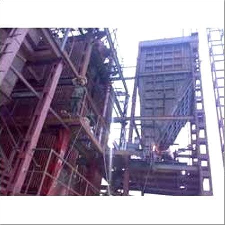 Industrial Boiler Erection Services