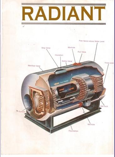 Steam Boiler ( Packaged )