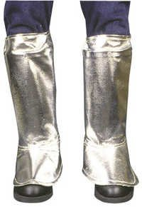 Aluminised Legging with Spats
