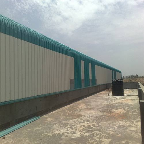 Industrial Roofing Installation