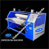 New Decca Machine