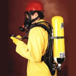 Self Contained Breathing Apparatus Set - 45mins duration