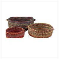 Crafted Rope Baskets