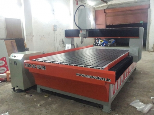 Axis CNC Router