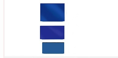 Furnace Blue Glass