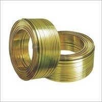 Brass Flat Wires