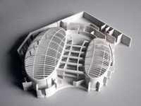 3D Architectural Model Design