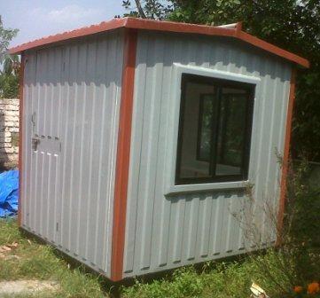 Frp Portable Cabin