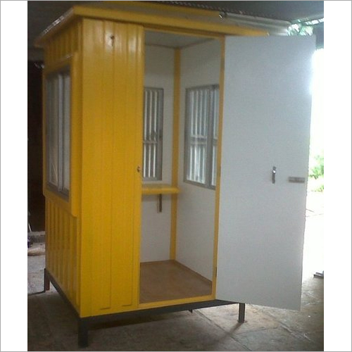Cabin  for guard