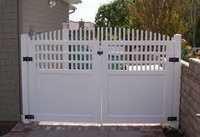Fabricated Steel Gates