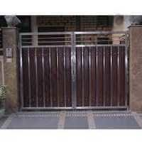 Forged Steel Gates