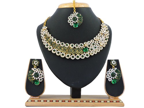 Designer Gold Plated Necklace