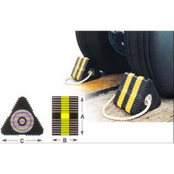 Aircraft Rubber Chocks