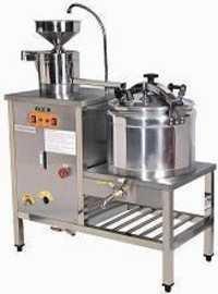Soya Milk Processing Machine