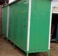 Thee in one FRP Mobile Toilet