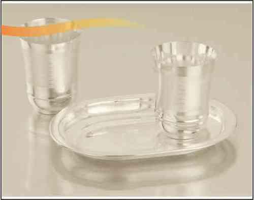 Glass Serving Set
