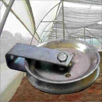 Pully with Clamp