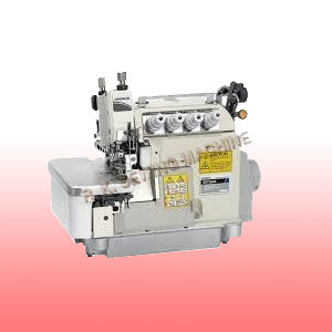 Direct Drive Overlock Sewing machine with Auto Tri