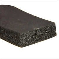 Natural Sponge Rubber Strips