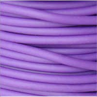 Synthetic Purple Rubber Cords