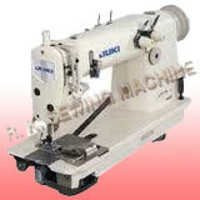 Two Needle Chain Stitch Machine