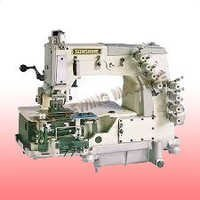 Multiple Needle Chain Stitch Machine