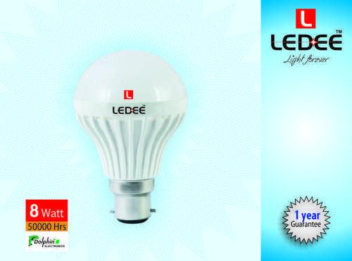 8 Watt LED Bulbs