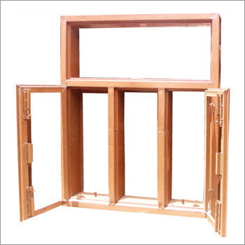 Wooden Window Chokhat