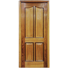Solid Wooden Door Panel