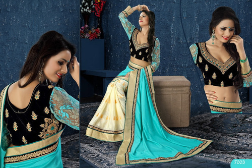 Latest Fancy Sarees Collection