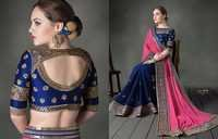 Exclusive fancy sari