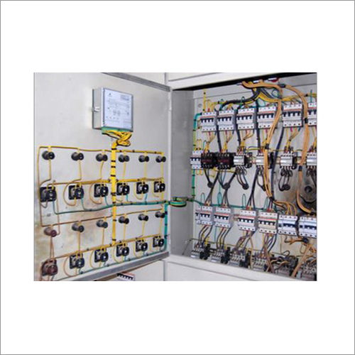 Electrical Panel Fabrication Services