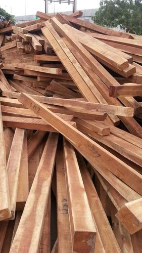 Sudan Teak Wood Planks