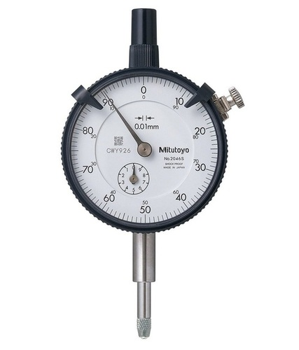 Plunger Dial Indicator 0.01