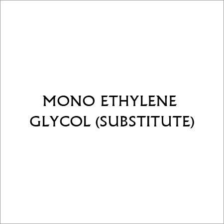 MONO ETHYLENE GLYCOL (SUBSTITUTE)